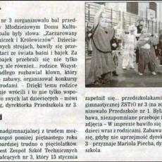 NR 7 (386) ROK10  18.02.2009  TYGODNIK MIESZKAŃCÓW MIASTA  Chorzowianin.