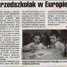 NR 13 (442) ROK 10  01.04.2009  TYGODNIK MIESZKAŃCÓW MIASTA  Chorzowianin.